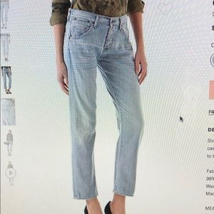 Jeans by Citizens of Humanity Dylan size 27 cute